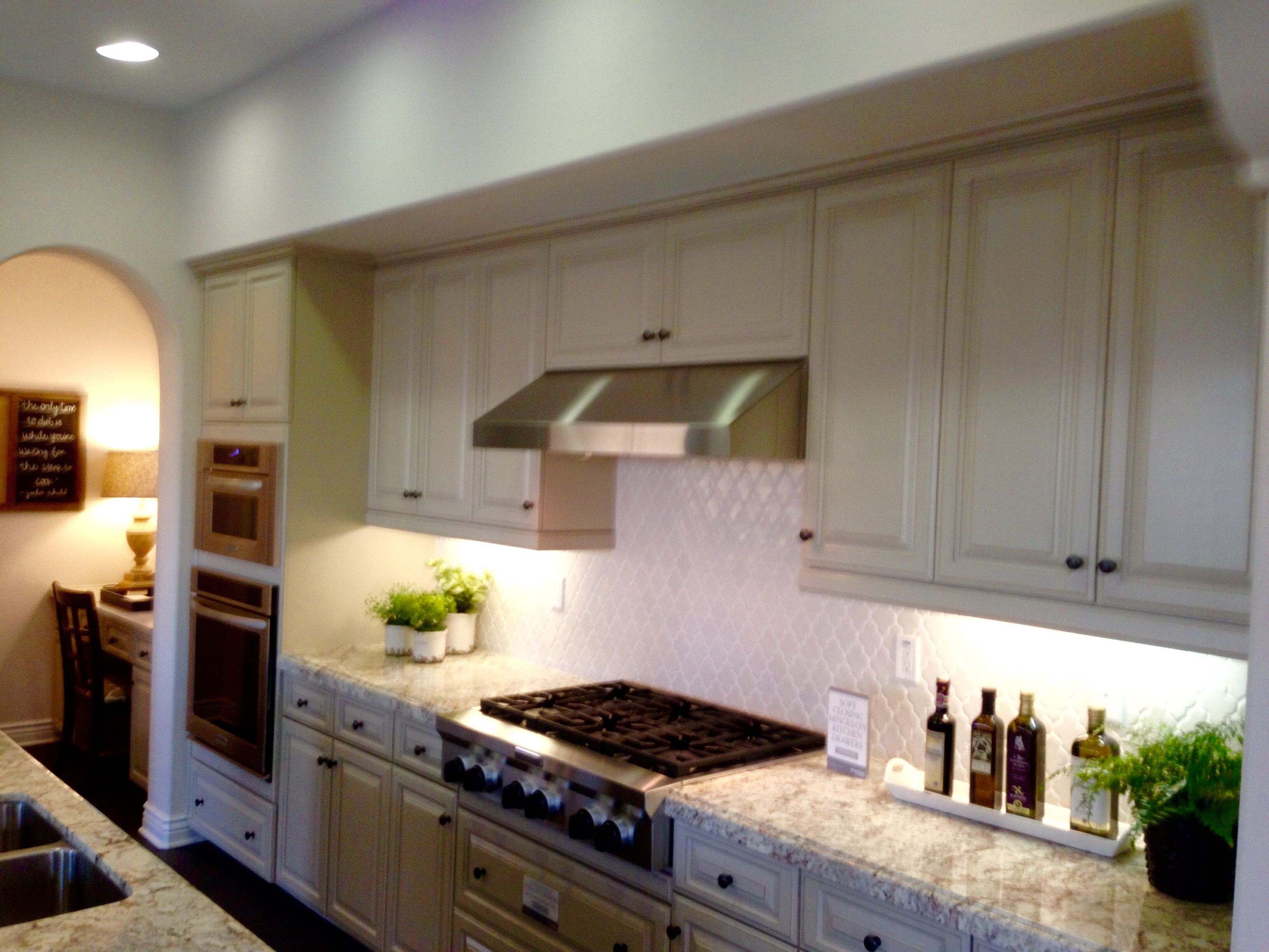 ... Custom Cabinet San Diego White Kitchen ...