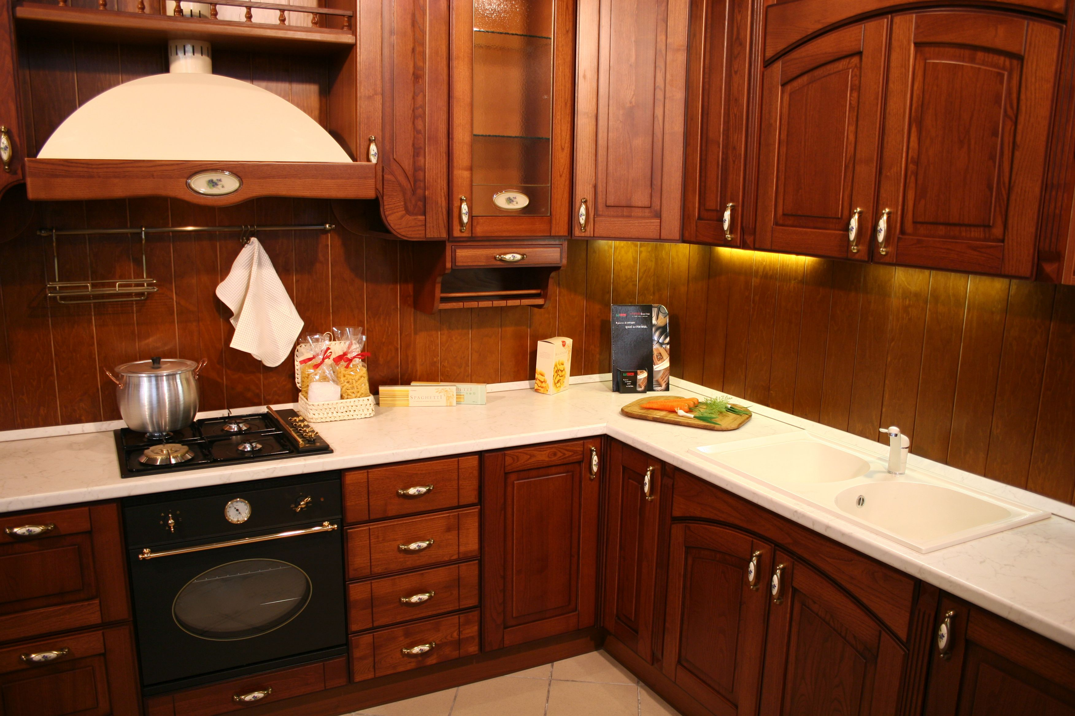 ... Wooden Cabinet Modern Kitchen Cabinet Custom Cabinets San Diego Brown  Kitchen ...