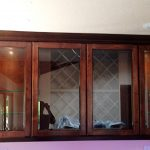 Custom Kitchen Cabinets with Glass San Diego