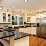 Modern Custom Kitchen Cabinet in San Diego