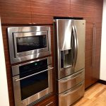 San Diego Brown Custom Cabinet