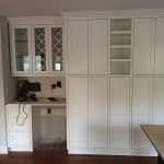 White Custom Cabinet SD