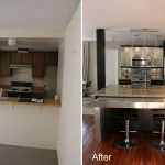 Before and After Custom Cabinet Installation San Diego